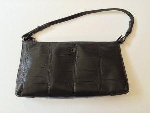 Aigner Handtasche/ große Clutche