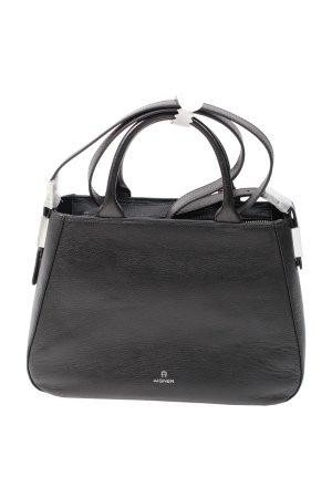 Aigner Handbag black leather