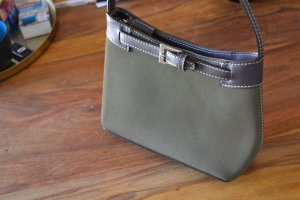 Aigner Handtasche khaki/olivgrün