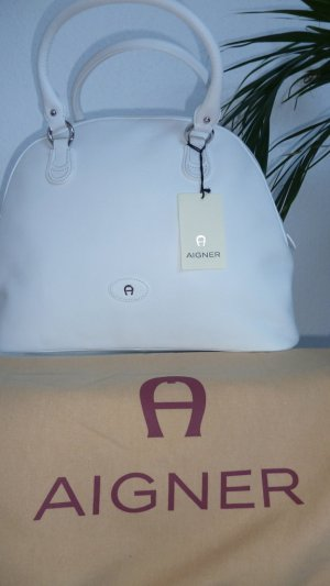 Aigner Handtasche Leder NEU mit Etikett