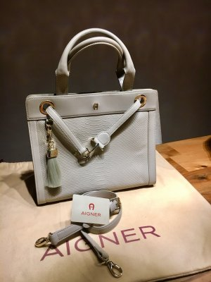 AIGNER Handtasche neuwertig