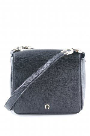 "Aigner Handtasche ""Roma Small Crossbody Leather Black"" schwarz"