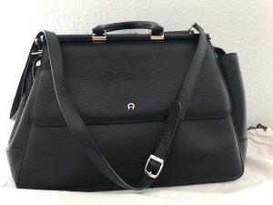 Aigner Handtasche schwarz
