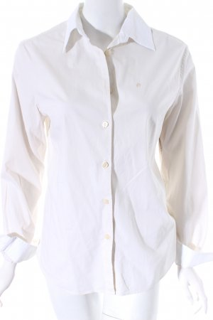 Aigner Hemd-Bluse weiß-creme Business-Look