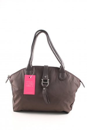 Aigner Carry Bag bronze-colored casual look