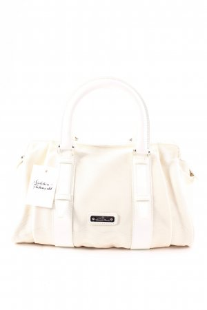 Aigner Carry Bag cream-white urban style