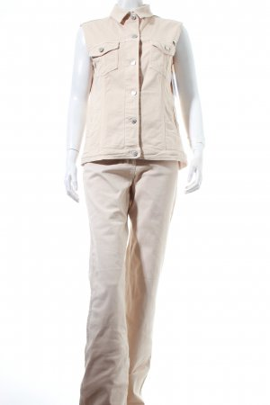 Aigner Trouser Suit oatmeal casual look