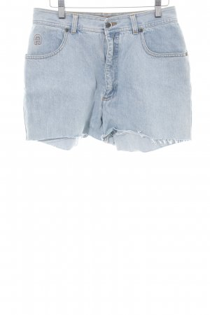 Aigner Denim Shorts blue casual look