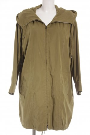 Aigner Hooded Coat grass green casual look