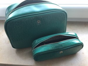 Aigner Luggage green-lime-green