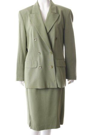 Aigner Kostüm grasgrün Business-Look