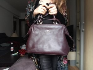 Aigner Handbag cognac-coloured
