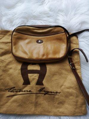 Aigner Leder Tasche Etienne Aigner Vintage