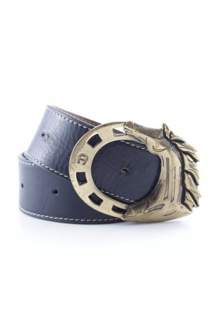 Aigner Leather Belt multicolored elegant