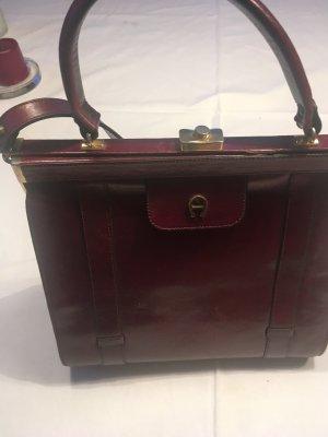 Aigner Frame Bag brown red