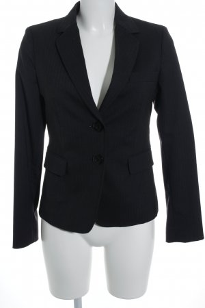 Aigner Long-Blazer anthrazit Business-Look