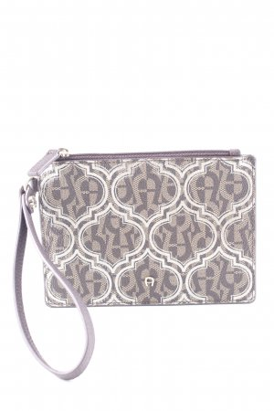 Aigner Mini Bag abstract print casual look