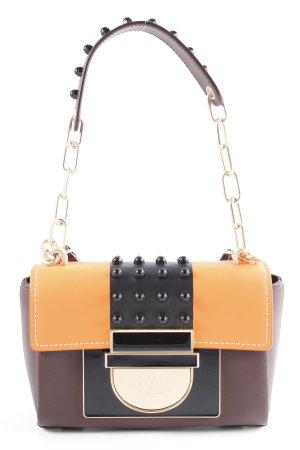 Aigner Minitasche mehrfarbig extravaganter Stil