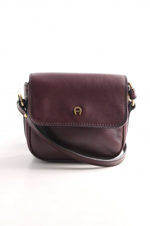 Aigner Mini Bag red business style