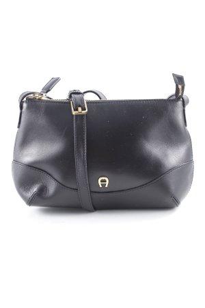 Aigner Mini sac noir élégant