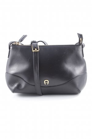 Aigner Mini Bag black elegant