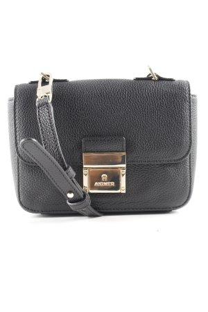 Aigner Mini Bag black-gold-colored elegant
