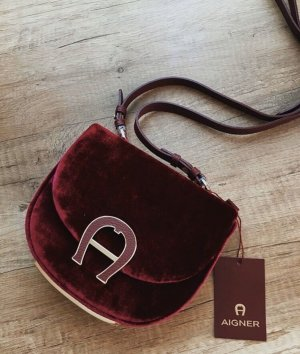 Aigner Crossbody bag bordeaux
