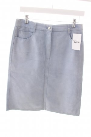 Aigner Skirt azure classic style