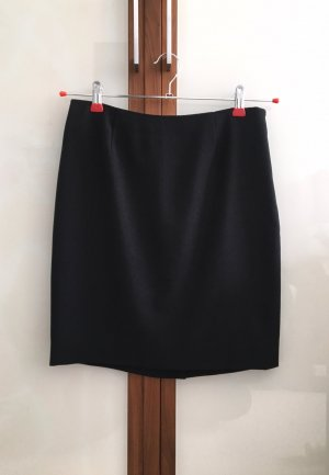 Aigner Falda de tubo negro
