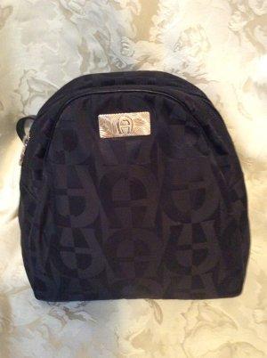Aigner Backpack black