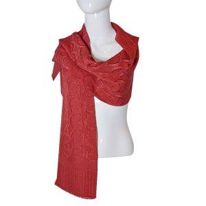 Aigner Schal aus Seide