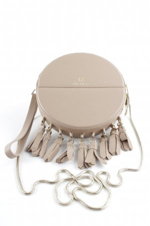 Aigner Schultertasche altrosa Party-Look