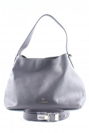 "Aigner Shopper ""Sefora Hobo Bag Storm Grey"" blasslila"