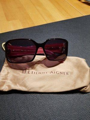 Etienne Aigner Occhiale nero-rosa
