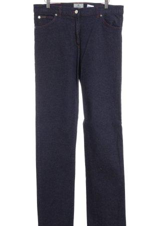 Aigner Straight-Leg Jeans dunkelblau Casual-Look