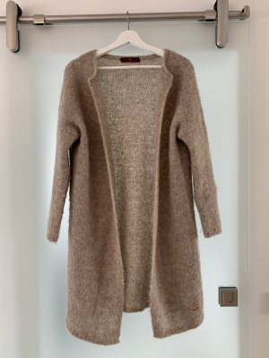Aigner Knitted Cardigan camel