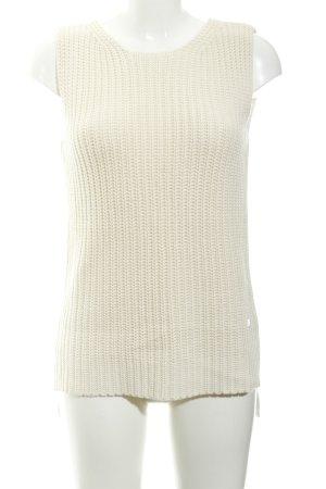 Aigner Camicia maglia crema stile casual