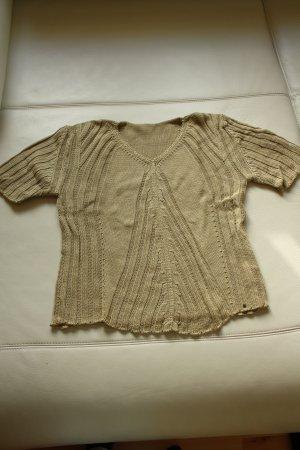 Aigner T-Shirt / Baumwoll Strickpullover / Shirt / Sommer / Baumwollshirt / Gr. L (40) / wie Neu !