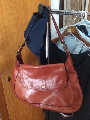 Aigner Tasche braun vintage