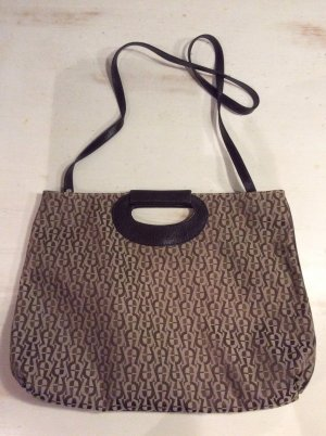Aigner Crossbody bag black brown-beige