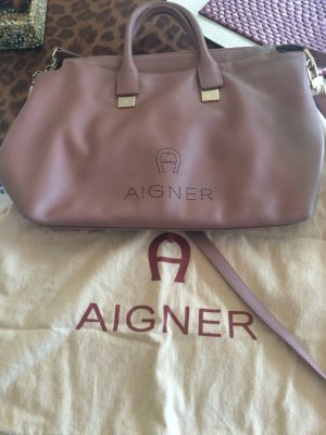 AIGNER Tasche! Nude!!