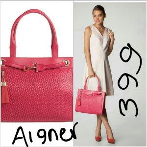 Aigner Tasche pink und neu