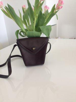 Aigner Umhängetasche Handtasche Braun Vintage