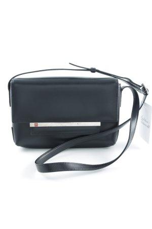 Aigner Gekruiste tas zwart casual uitstraling