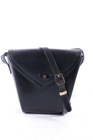 Aigner Crossbody bag black classic style