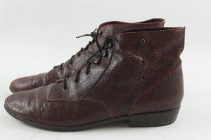 Aigner Vintage Ankle Boots Schuhe Gr. 38
