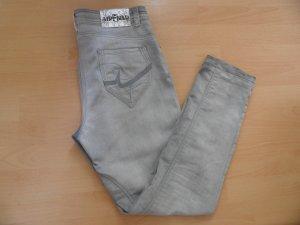 AIR FIELD Jeans Grau Gr. 40 Neuwertig Luxus Pur!