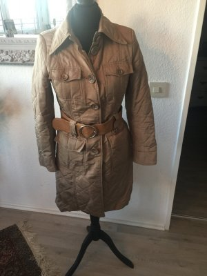 Airfield Manteau en duvet beige