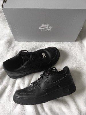 Air Force 1 | Nike | schwarz | low