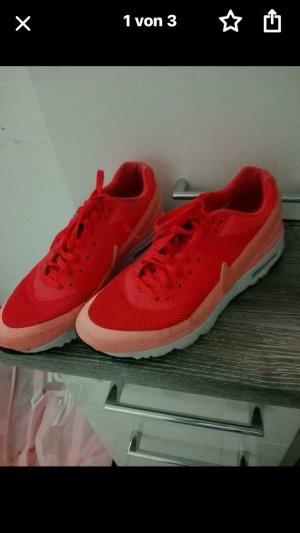 Nike Lace Shoes orange